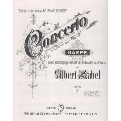 Zabel - Concerto (partie piano)