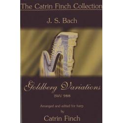 Bach Johann Sebastian / Finch Catrin - Goldberg variations BWV 988