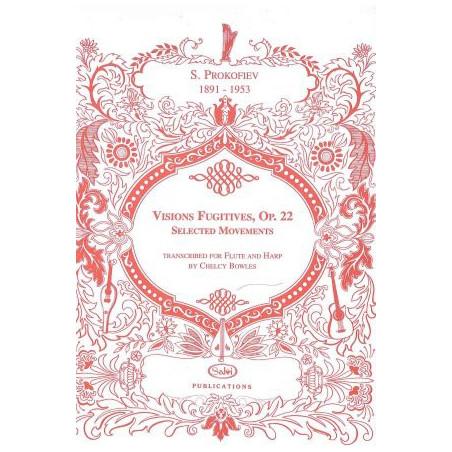 Prokofiev Serge - Visions fugitives Op. 22