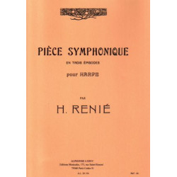 Renié Henriette - Pièce symphonique