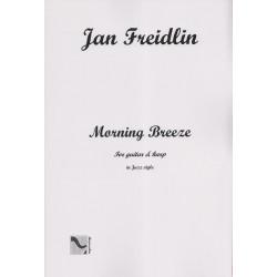 Freidlin Jan - Morning Breeze (for guitar & harp in jazz style)
