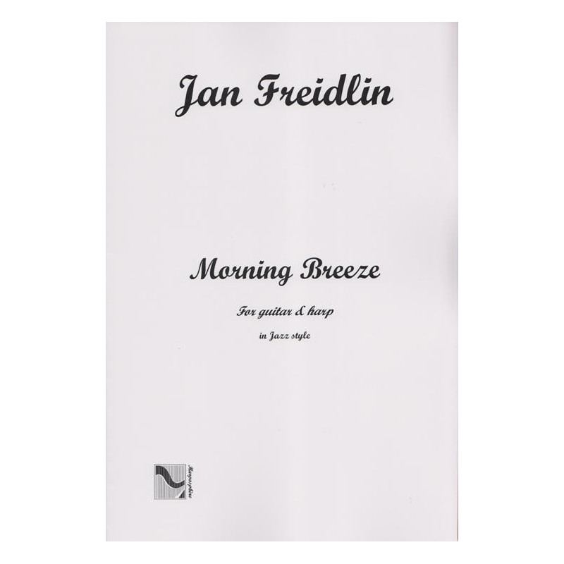 Freidlin Jan - Morning Breeze (for guitar & harp in jazz style)