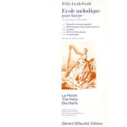 Godefroid Felix - Ecole mélodique N° 4 : Les ris et les pleurs