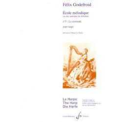 Godefroid Felix - Ecole mélodique N° 5 : La Sérénade