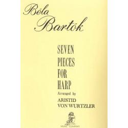 Bartok Bela - 7 pieces