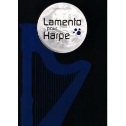 Andrès Bernard - Lamento pour harpe