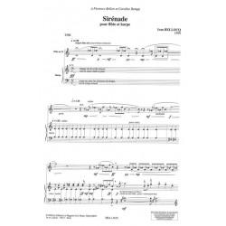 Bellocq Ivan - Sirénade (flûte & harpe)