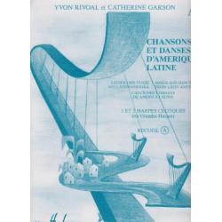 Divers - Chansons et danses d'Amérique Latine vol.A