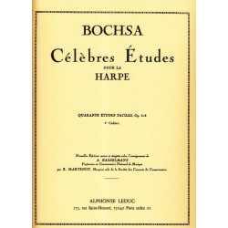 Bochsa Nicola-Charles - 40 études, op.318, Vol. 2