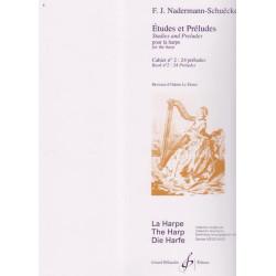 Naderman François-Joseph  - Etudes & préludes Vol. 2