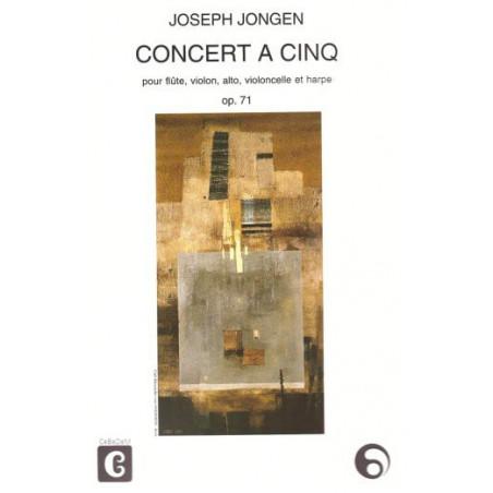 Jongen Joseph - Concert