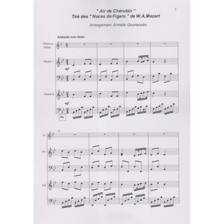 Mozart Wolfgang Amadeus - Airs d'Op