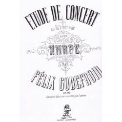 Godefroid Felix - Etude de concert op.193 (Lyra)