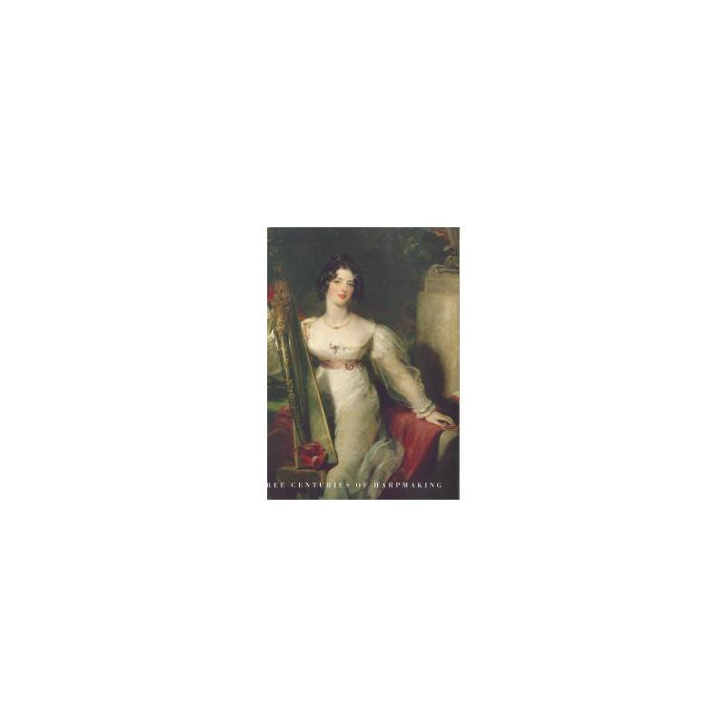"Salvi Victor collection ""Three Centuries of harpmaking"""