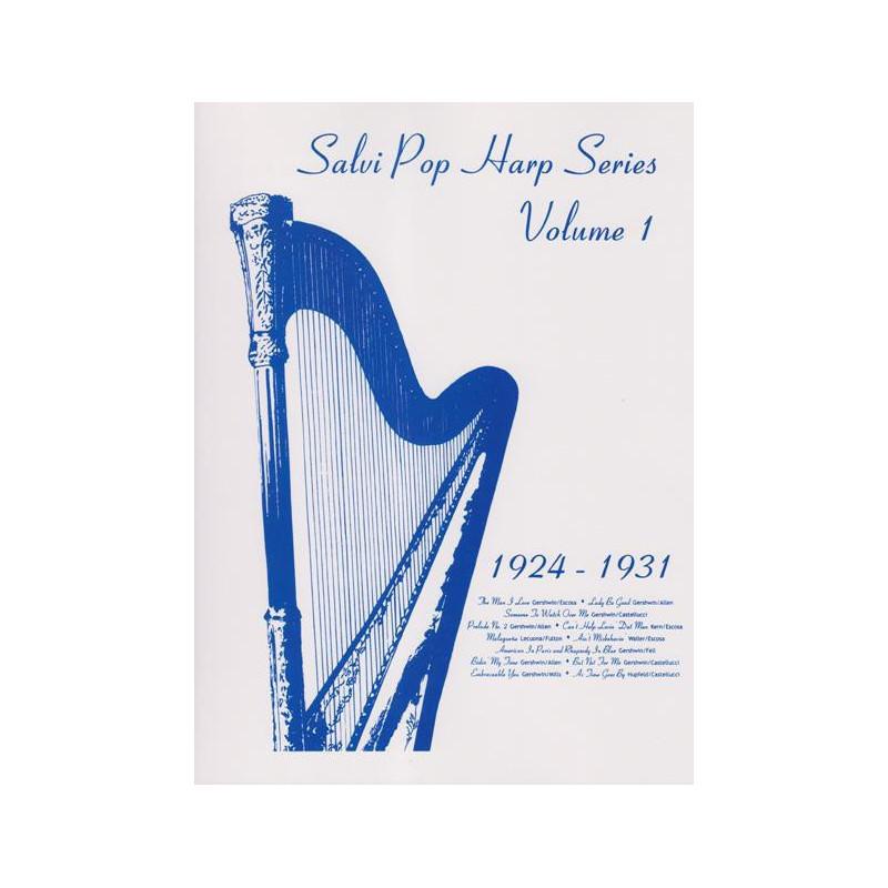 Salvi Pop Harp Series Vol. 1