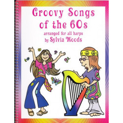 Groovy Songs of the 60s (Sylvia Woods)