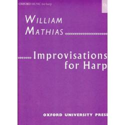 Mathias William - Improvisations for harp
