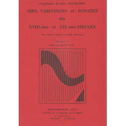 Beltrando Sylvie - Airs,Variations & Sonates des 18° et 19° Siècles vol.3