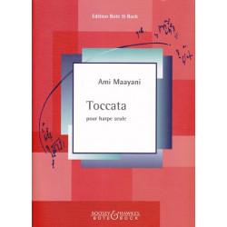 Maayani Ami - Toccata (pour harpe seule)