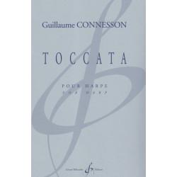 Connesson Guillaume - Toccata pour harpe