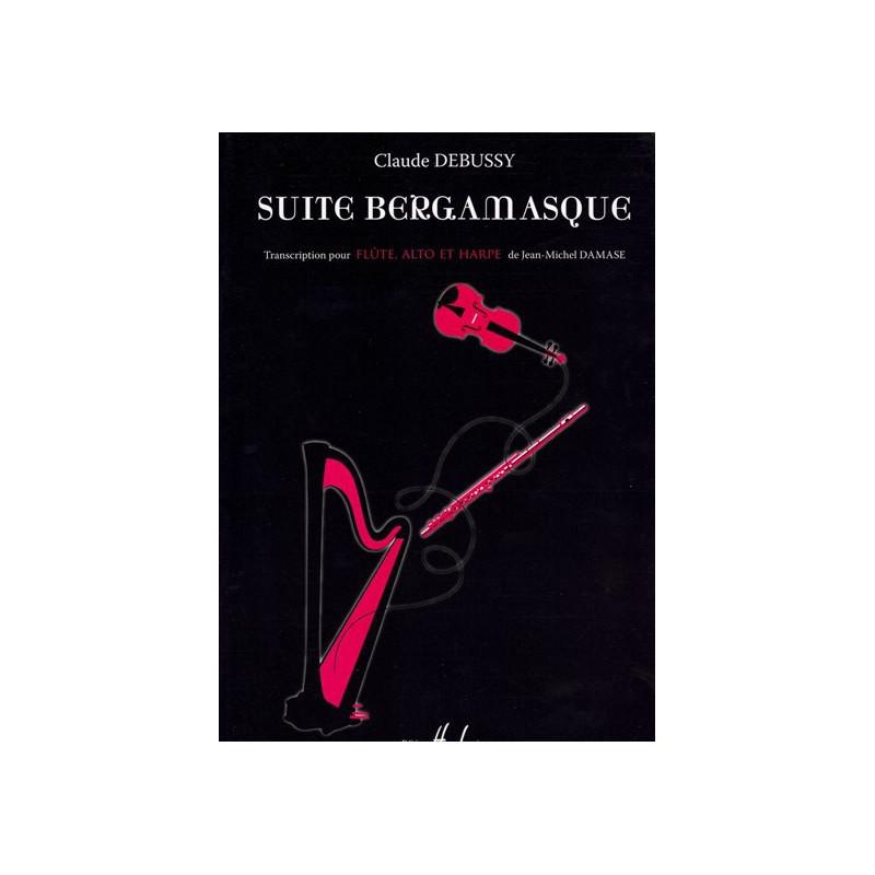 Debussy Claude - Suite Bergamasque <br> Pour fl