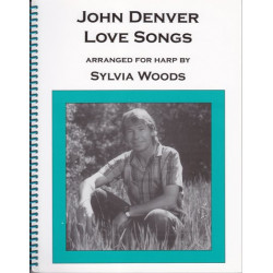Denver John - Love Songs (solo harp)