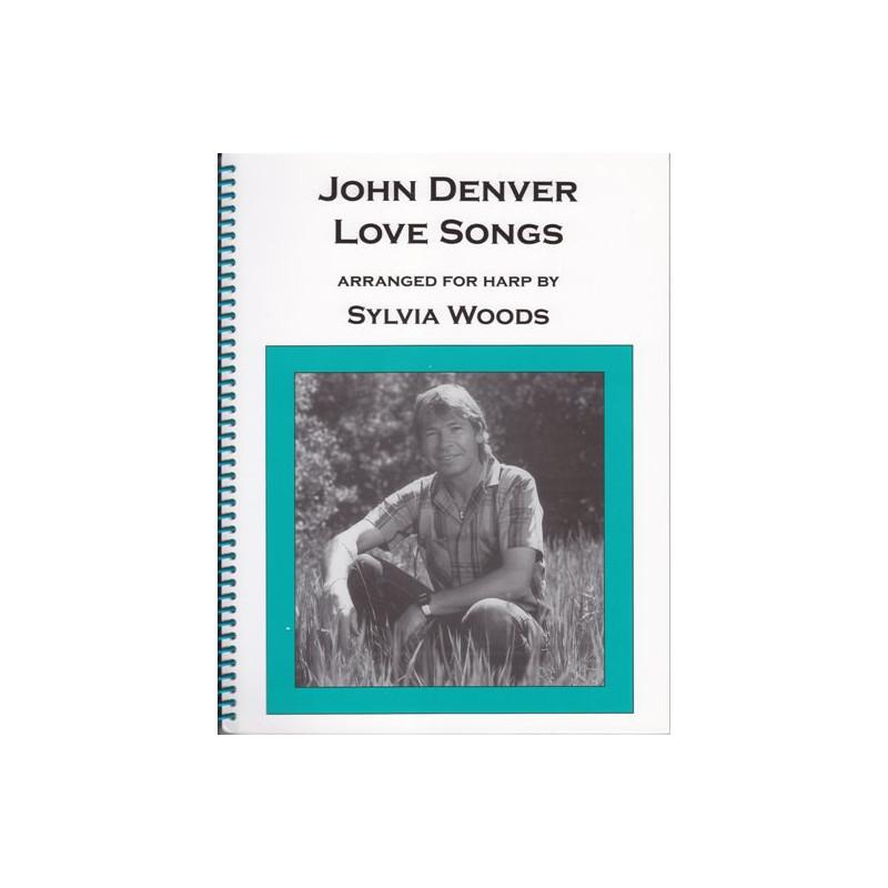 Denver John - Love Songs (solo harp)