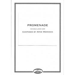 Werkman Arne - Promenade (for Solo Lever Harp)