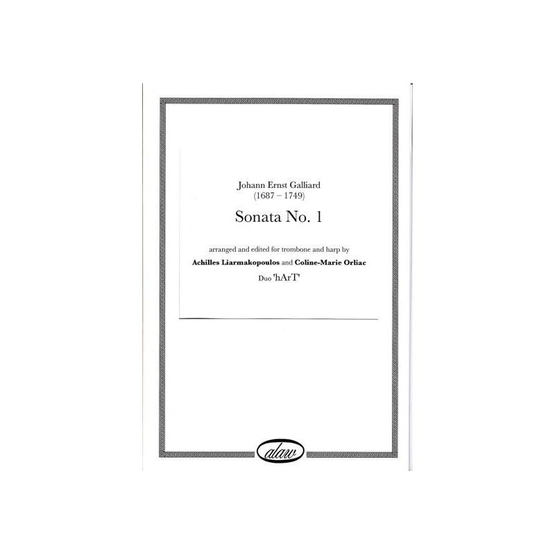 Galliard Johann Ernst - Sonata N