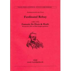 Rebay Ferdinand - Fantaisie f