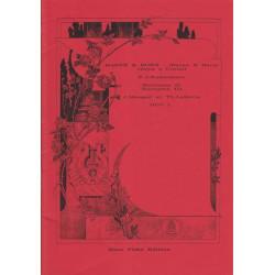 Labarre Th - Naderman F. J. - Mengal J. - duos pour cor et harpe