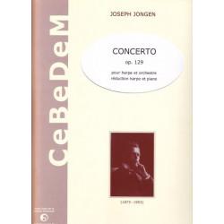 Jongen Joseph - Concerto Op. 129 (r