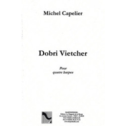 Capelier Michel - Dobri Vietcher (4 harpes)