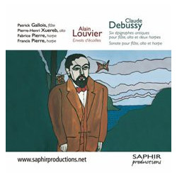 CD - Debussy Claude - Six