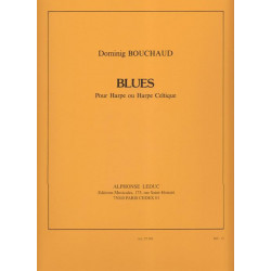 Bouchaud Dominig - Blues