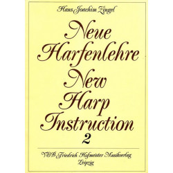 Zingel Hans Joachim - Neue Harfenlehre N
