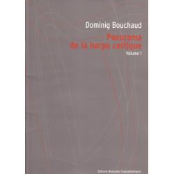 Bouchaud Dominig - Panorama de la harpe celtique vol. 1