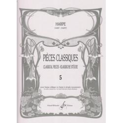 Bouchaud Dominig - Pièces classiques n°5 (8 pièces)