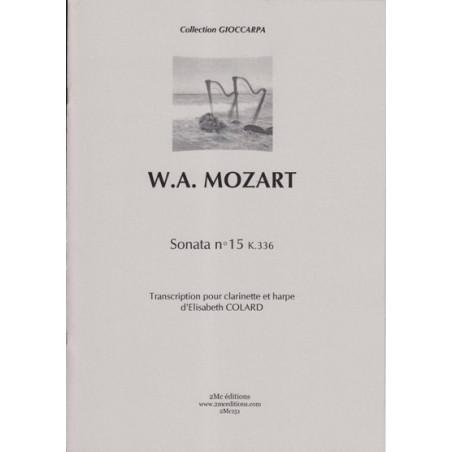 Mozart Wolfgang Amadeus - Sonata N