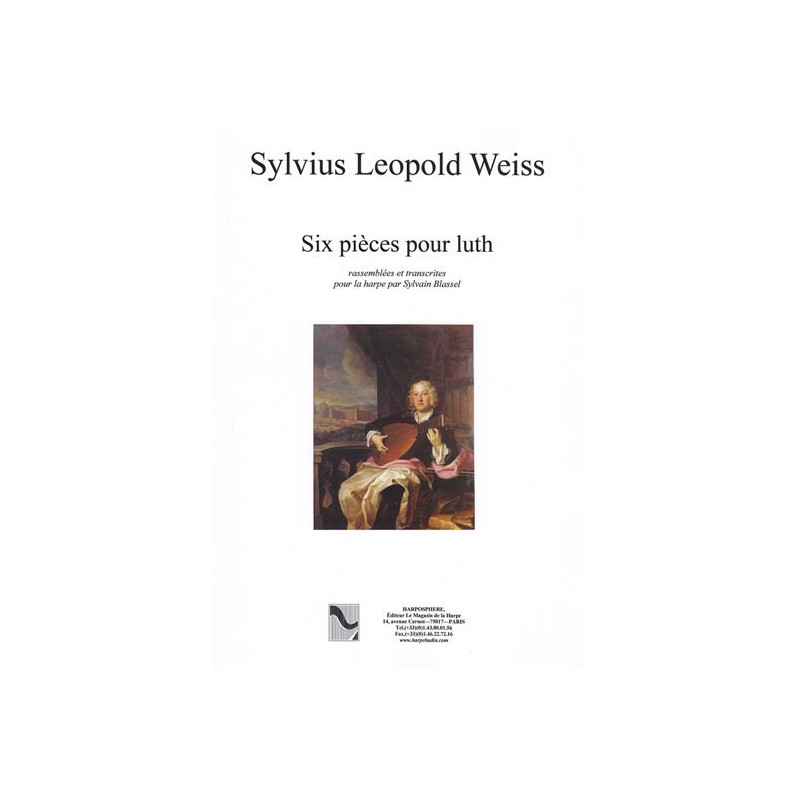 Weiss Sylvius Leopold - Six pi