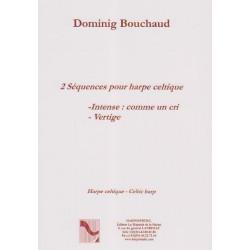 Bouchaud Dominig - 2 Séquences pour harpe celtique