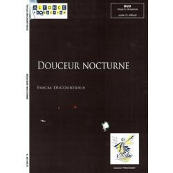 Ducourtioux Pascal - Douceur Nocturne (vibraphone & harpe)