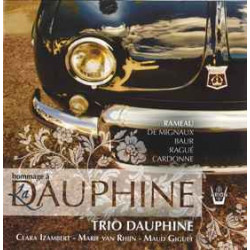 CD - Trio Dauphine