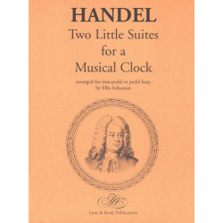 Haendel Georg Friedrich - Two little suites for a musical clock
