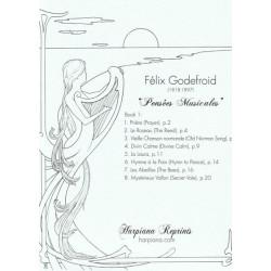Godefroid Félix - Pensées Musicales book 1