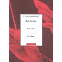 Saariaho Kaija - New Gates (Set of parts)