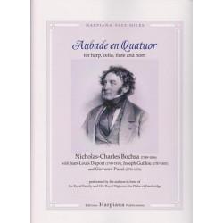 Bochsa Nicolas Charles - Aubade en Quatuor