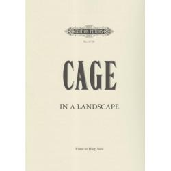 Cage John - In a Landscape