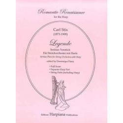 Stix Carl - Legend - Orchestre