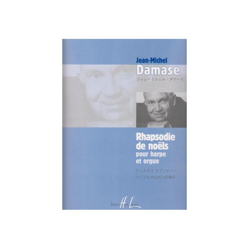 Damase Jean-Michel - Rhapsodie de no